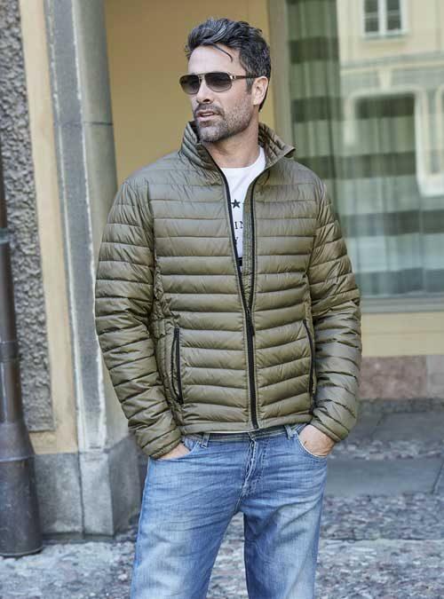 chaqueta acolchada zepelin jacket